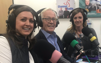 Radio interview on innovative interview techniques for disabled candidates